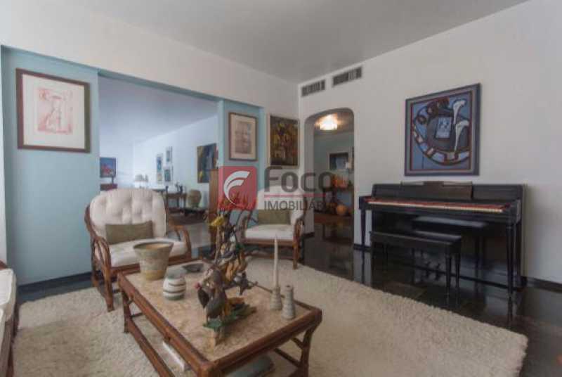 9 - Apartamento à venda Rua Vitória Régia,Lagoa, Rio de Janeiro - R$ 3.200.000 - JBAP40399 - 9