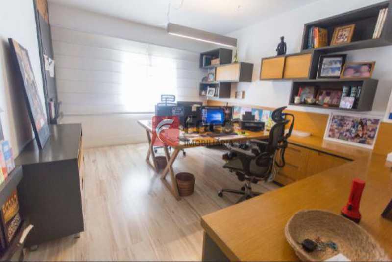 11 - Apartamento à venda Rua Vitória Régia,Lagoa, Rio de Janeiro - R$ 3.200.000 - JBAP40399 - 11