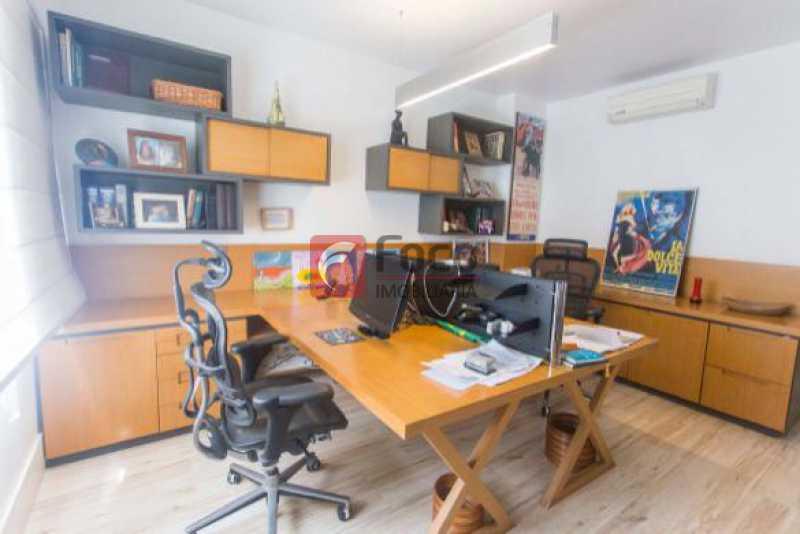 12 - Apartamento à venda Rua Vitória Régia,Lagoa, Rio de Janeiro - R$ 3.200.000 - JBAP40399 - 12