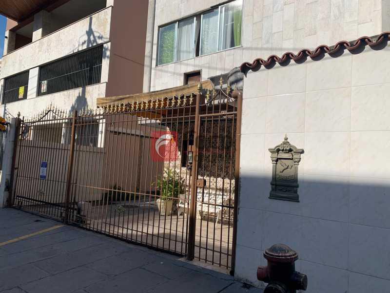 1 - Casa de Vila à venda Rua Barão de São Francisco,Andaraí, Rio de Janeiro - R$ 370.000 - JBCV20007 - 1