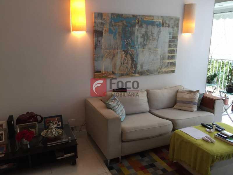8 - Apartamento à venda Rua Cosme Velho,Cosme Velho, Rio de Janeiro - R$ 1.300.000 - JBAP31538 - 3