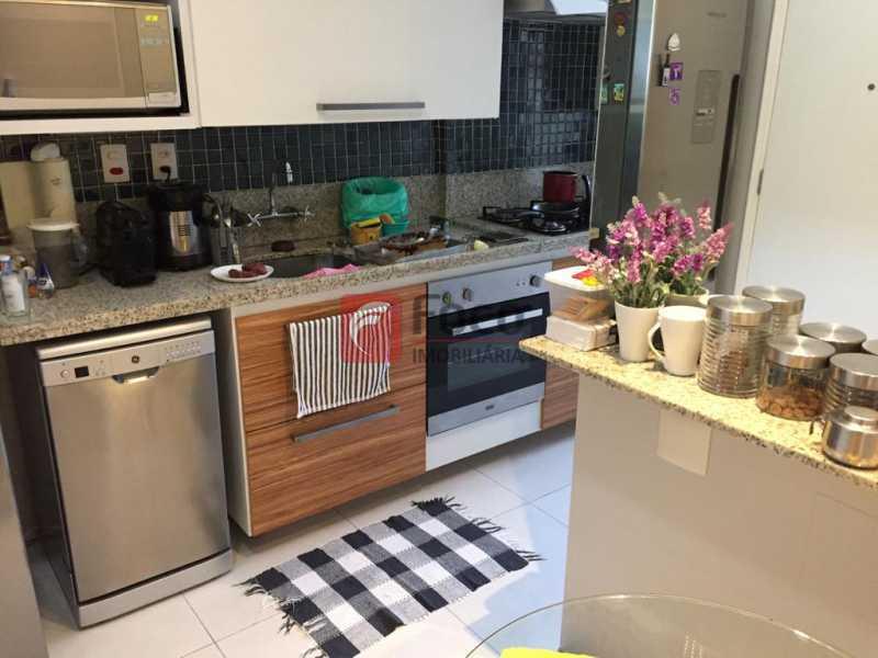 14 - Apartamento à venda Rua Cosme Velho,Cosme Velho, Rio de Janeiro - R$ 1.300.000 - JBAP31538 - 17