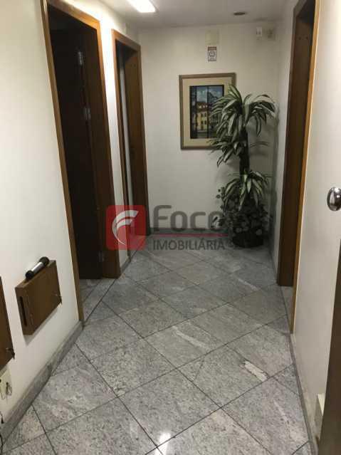 Recepção Salas. - Sala Comercial à venda Centro, Rio de Janeiro - R$ 600.000 - JBSL00087 - 1