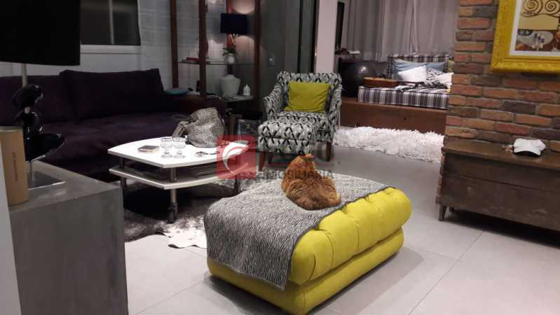 180dc251-ed6b-4064-8e2e-c6b492 - Apartamento à venda Rua Doutor Neves da Rocha,Jardim Botânico, Rio de Janeiro - R$ 1.200.000 - JBAP31554 - 6