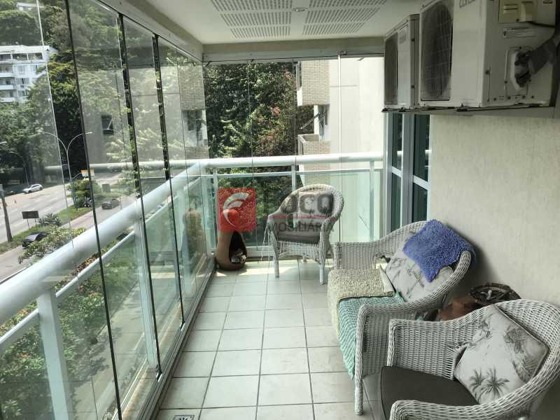 169 - Cobertura à venda Rua do Humaitá,Humaitá, Rio de Janeiro - R$ 2.500.000 - JBCO30187 - 23
