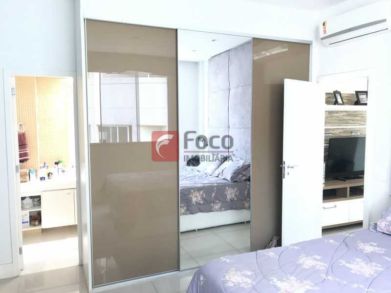 186 - Cobertura à venda Rua do Humaitá,Humaitá, Rio de Janeiro - R$ 2.500.000 - JBCO30187 - 17