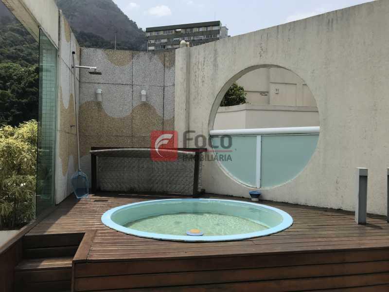 195 - Cobertura à venda Rua do Humaitá,Humaitá, Rio de Janeiro - R$ 2.500.000 - JBCO30187 - 6