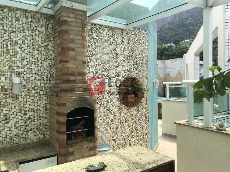 204 - Cobertura à venda Rua do Humaitá,Humaitá, Rio de Janeiro - R$ 2.500.000 - JBCO30187 - 10
