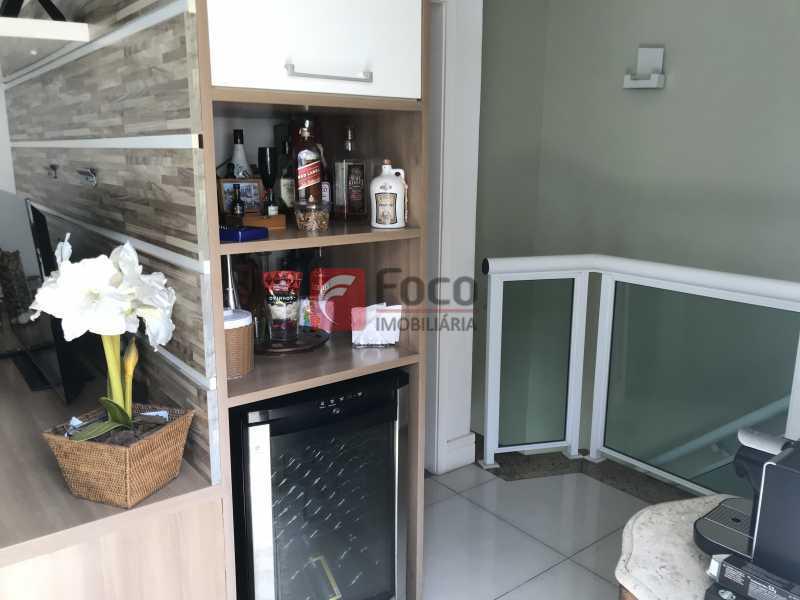 206 - Cobertura à venda Rua do Humaitá,Humaitá, Rio de Janeiro - R$ 2.500.000 - JBCO30187 - 14