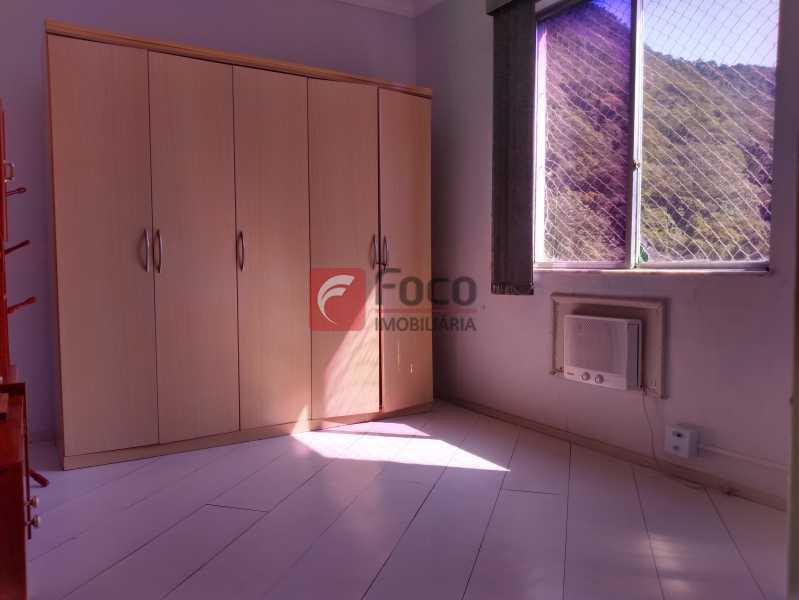 quarto 2 - Apartamento à venda Rua Cosme Velho,Cosme Velho, Rio de Janeiro - R$ 710.000 - JBAP21192 - 7
