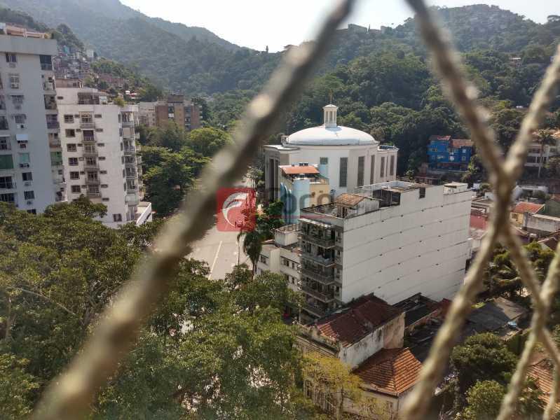 vista - Apartamento à venda Rua Cosme Velho,Cosme Velho, Rio de Janeiro - R$ 710.000 - JBAP21192 - 9