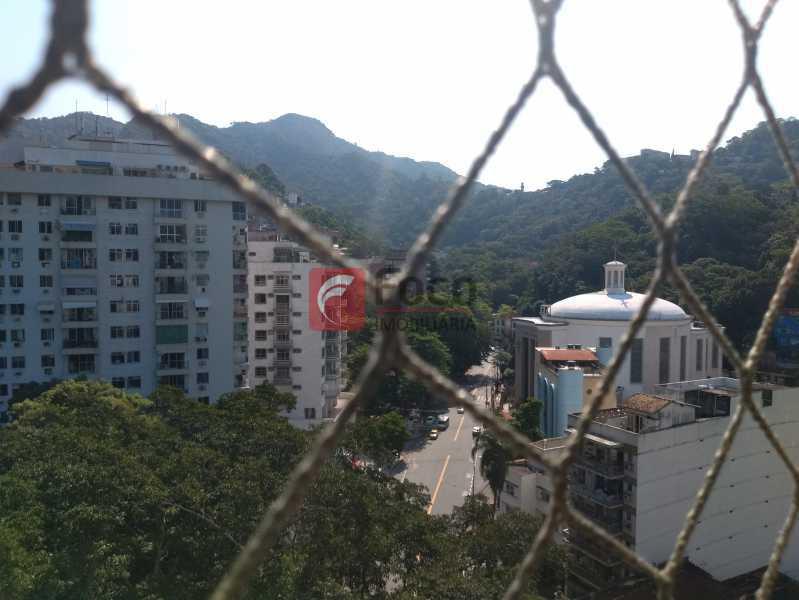 vista - Apartamento à venda Rua Cosme Velho,Cosme Velho, Rio de Janeiro - R$ 710.000 - JBAP21192 - 11