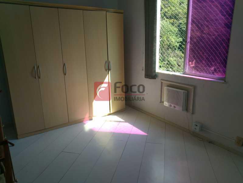 quarto 2 - Apartamento à venda Rua Cosme Velho,Cosme Velho, Rio de Janeiro - R$ 710.000 - JBAP21192 - 10
