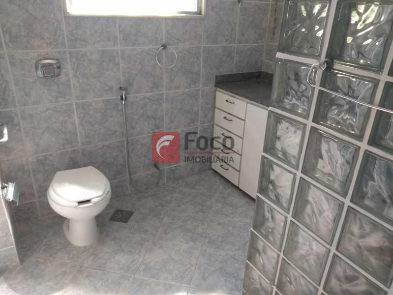banheiro - Apartamento à venda Rua Cosme Velho,Cosme Velho, Rio de Janeiro - R$ 710.000 - JBAP21192 - 14