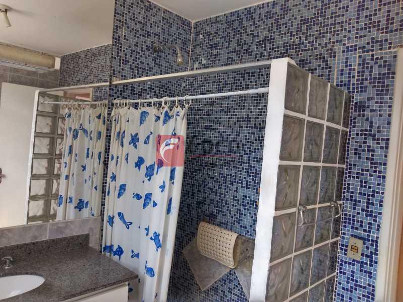 banheiro - Apartamento à venda Rua Cosme Velho,Cosme Velho, Rio de Janeiro - R$ 710.000 - JBAP21192 - 16