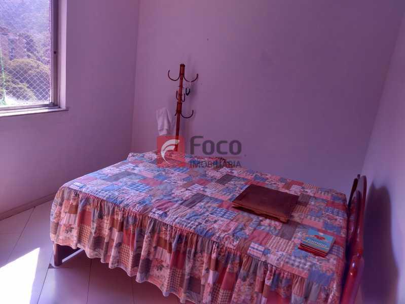 quarto 1 - Apartamento à venda Rua Cosme Velho,Cosme Velho, Rio de Janeiro - R$ 710.000 - JBAP21192 - 12