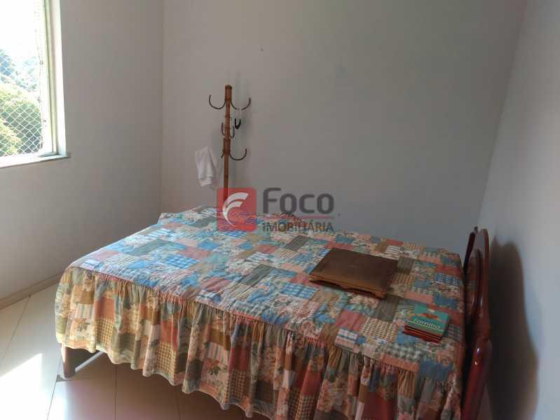 quarto 1 - Apartamento à venda Rua Cosme Velho,Cosme Velho, Rio de Janeiro - R$ 710.000 - JBAP21192 - 8
