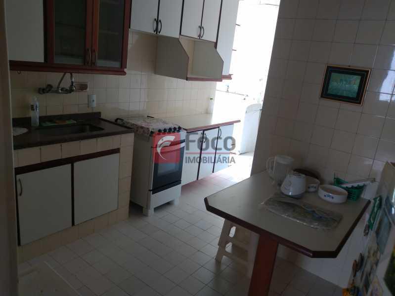 cozinha - Apartamento à venda Rua Cosme Velho,Cosme Velho, Rio de Janeiro - R$ 710.000 - JBAP21192 - 22