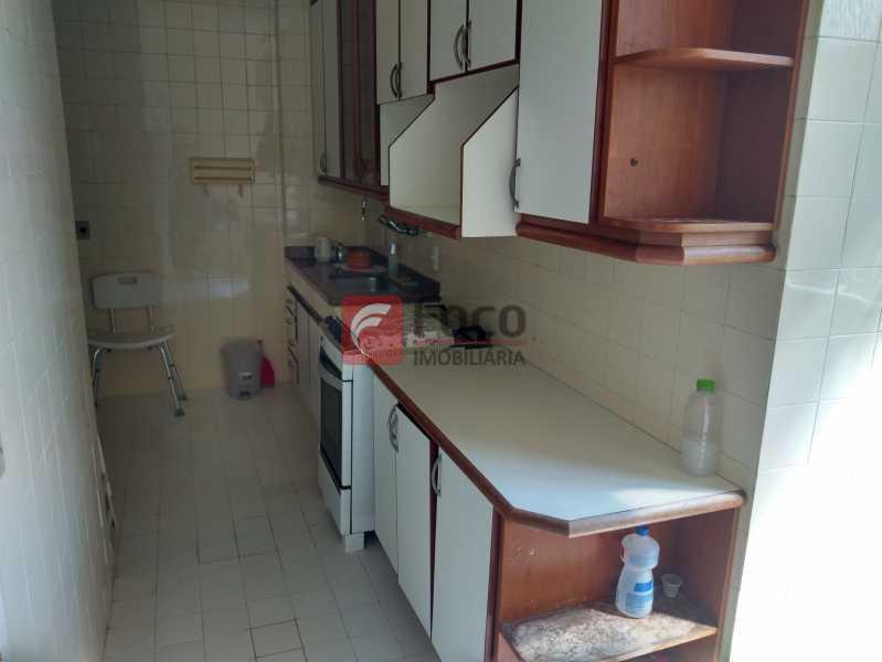 cozinha - Apartamento à venda Rua Cosme Velho,Cosme Velho, Rio de Janeiro - R$ 710.000 - JBAP21192 - 21