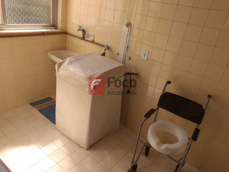 area - Apartamento à venda Rua Cosme Velho,Cosme Velho, Rio de Janeiro - R$ 710.000 - JBAP21192 - 25