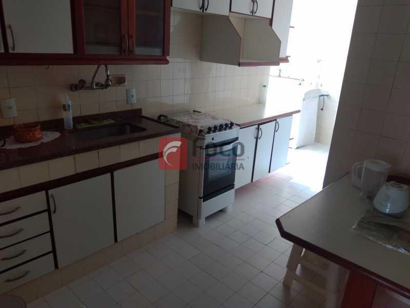 cozinha - Apartamento à venda Rua Cosme Velho,Cosme Velho, Rio de Janeiro - R$ 710.000 - JBAP21192 - 24
