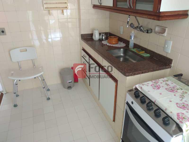 cozinha - Apartamento à venda Rua Cosme Velho,Cosme Velho, Rio de Janeiro - R$ 710.000 - JBAP21192 - 23