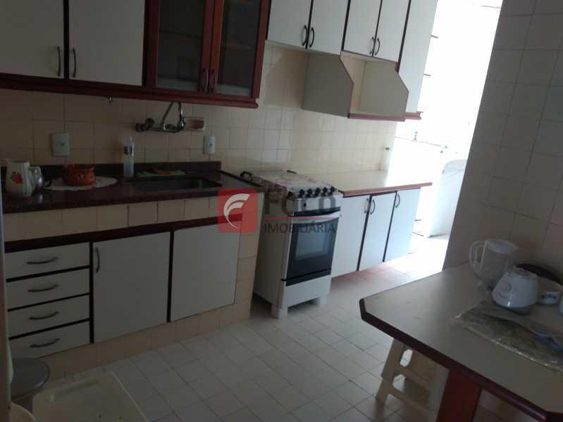 armarios cozinha - Apartamento à venda Rua Cosme Velho,Cosme Velho, Rio de Janeiro - R$ 710.000 - JBAP21192 - 28