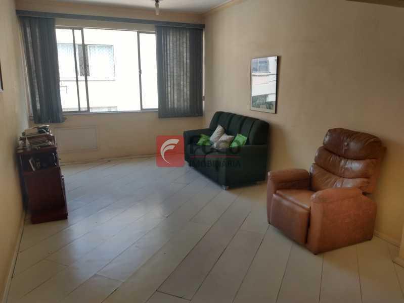 sala - Apartamento à venda Rua Cosme Velho,Cosme Velho, Rio de Janeiro - R$ 710.000 - JBAP21192 - 5