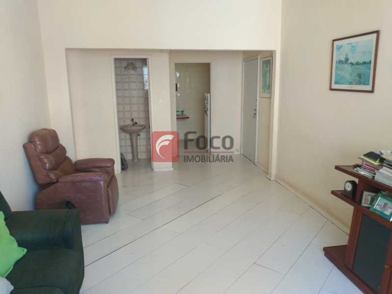 sala - Apartamento à venda Rua Cosme Velho,Cosme Velho, Rio de Janeiro - R$ 710.000 - JBAP21192 - 4