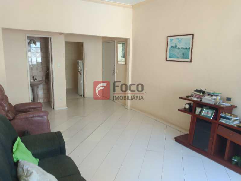 sala - Apartamento à venda Rua Cosme Velho,Cosme Velho, Rio de Janeiro - R$ 710.000 - JBAP21192 - 3