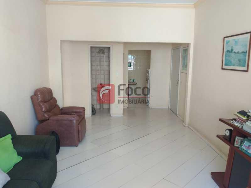 sala - Apartamento à venda Rua Cosme Velho,Cosme Velho, Rio de Janeiro - R$ 710.000 - JBAP21192 - 6