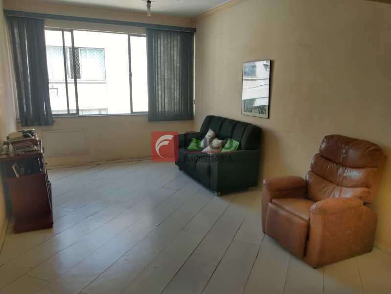 sala - Apartamento à venda Rua Cosme Velho,Cosme Velho, Rio de Janeiro - R$ 710.000 - JBAP21192 - 1
