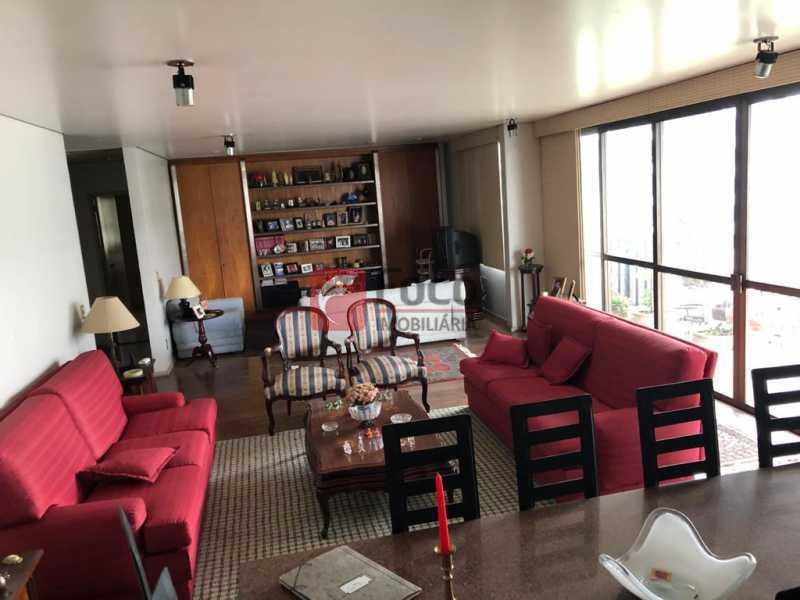 IMG-20201023-WA0016 - Apartamento à venda Avenida Lineu de Paula Machado,Jardim Botânico, Rio de Janeiro - R$ 3.560.000 - JBAP31574 - 5