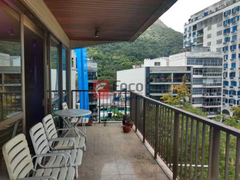IMG-20201117-WA0071 - Apartamento à venda Avenida Lineu de Paula Machado,Jardim Botânico, Rio de Janeiro - R$ 3.560.000 - JBAP31574 - 4