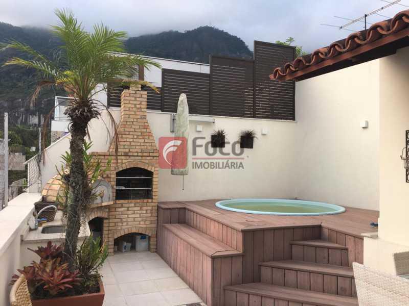 IMG-20201029-WA0027 - Cobertura à venda Rua Lópes Quintas,Jardim Botânico, Rio de Janeiro - R$ 2.700.000 - JBCO30191 - 1