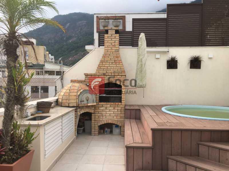 IMG-20201029-WA0032 - Cobertura à venda Rua Lópes Quintas,Jardim Botânico, Rio de Janeiro - R$ 2.700.000 - JBCO30191 - 8