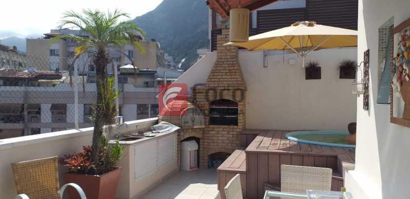 IMG-20201115-WA0044 - Cobertura à venda Rua Lópes Quintas,Jardim Botânico, Rio de Janeiro - R$ 2.700.000 - JBCO30191 - 25