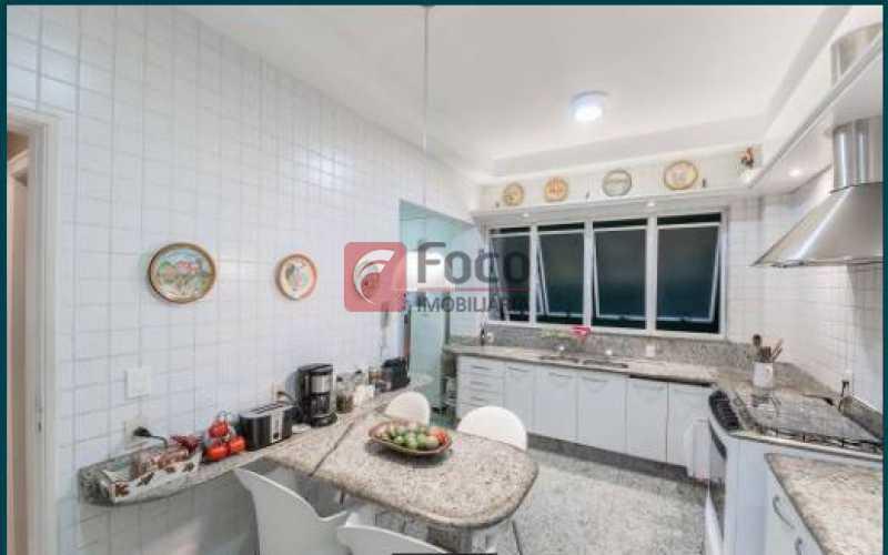 Copa cozinha - Apartamento à venda Rua Joaquim Nabuco,Ipanema, Rio de Janeiro - R$ 4.500.000 - JBAP40409 - 17
