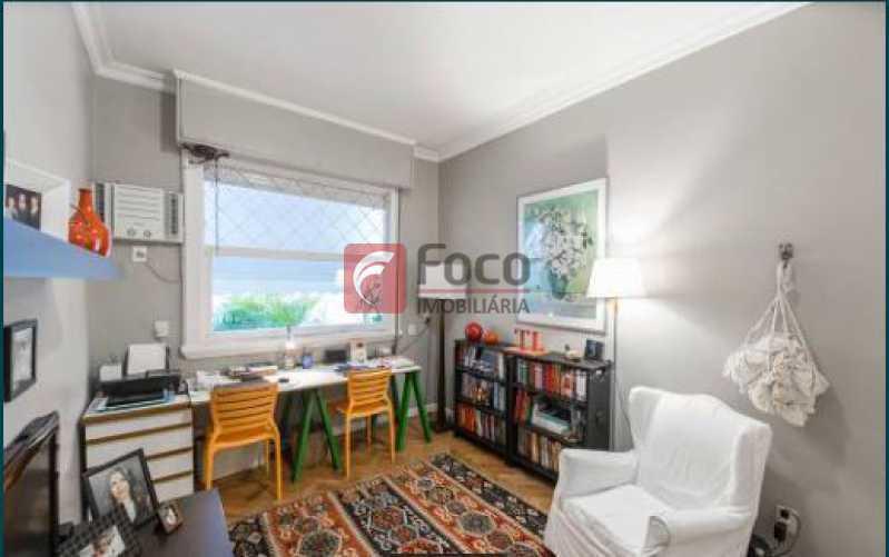 Quarto 3 - Apartamento à venda Rua Joaquim Nabuco,Ipanema, Rio de Janeiro - R$ 4.500.000 - JBAP40409 - 14