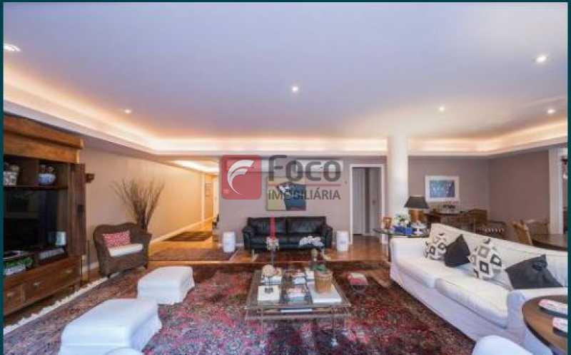 Sala 1.1 - Apartamento à venda Rua Joaquim Nabuco,Ipanema, Rio de Janeiro - R$ 4.500.000 - JBAP40409 - 3
