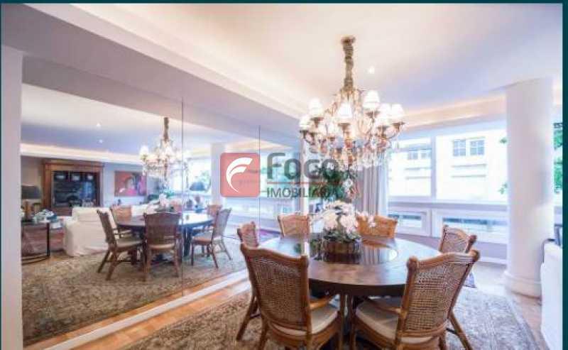 Sala 1.2 - Apartamento à venda Rua Joaquim Nabuco,Ipanema, Rio de Janeiro - R$ 4.500.000 - JBAP40409 - 6