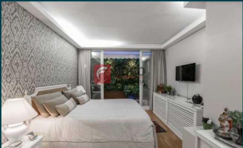 Suite Máster 1 - Apartamento à venda Rua Joaquim Nabuco,Ipanema, Rio de Janeiro - R$ 4.500.000 - JBAP40409 - 7