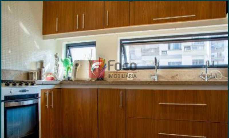 Cozinha 1.1 - Cobertura à venda Rua Senador Euzebio,Flamengo, Rio de Janeiro - R$ 2.690.000 - JBCO30192 - 23