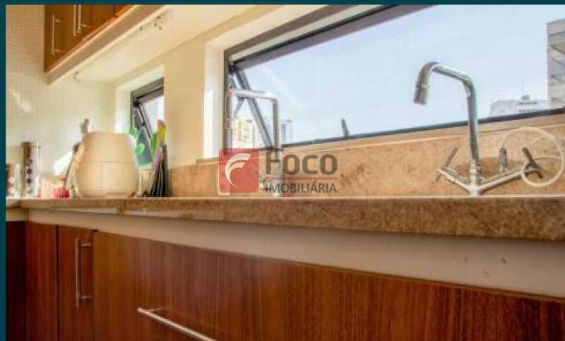 Cozinha 1.2 - Cobertura à venda Rua Senador Euzebio,Flamengo, Rio de Janeiro - R$ 2.690.000 - JBCO30192 - 24