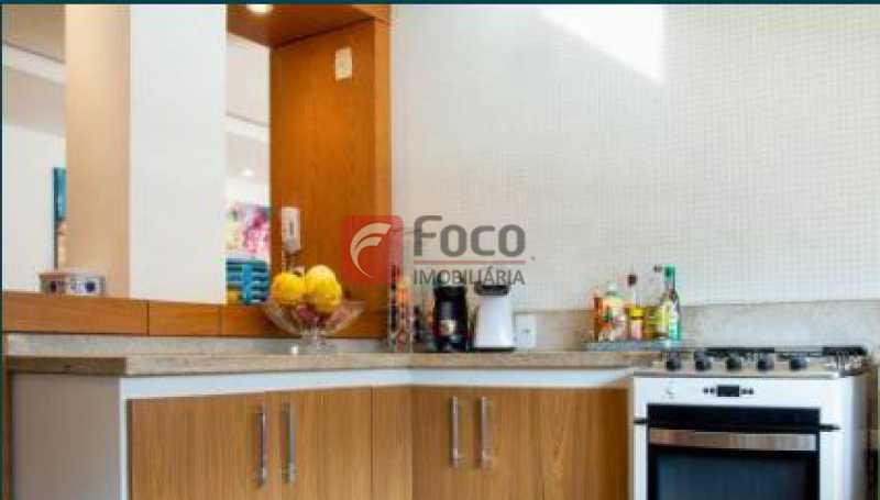 Cozinha 1 - Cobertura à venda Rua Senador Euzebio,Flamengo, Rio de Janeiro - R$ 2.690.000 - JBCO30192 - 25