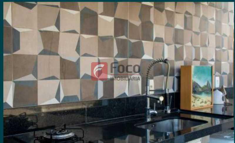 Cozinha gourmet - Cobertura à venda Rua Senador Euzebio,Flamengo, Rio de Janeiro - R$ 2.690.000 - JBCO30192 - 30