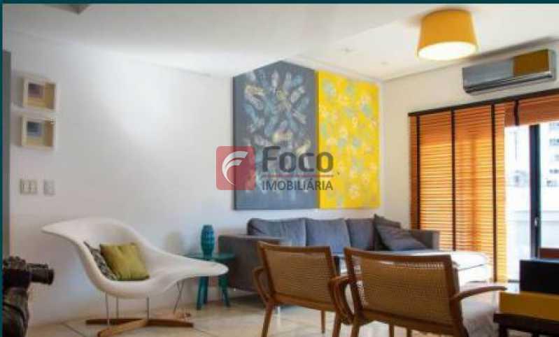 Sala 1.2 - Cobertura à venda Rua Senador Euzebio,Flamengo, Rio de Janeiro - R$ 2.690.000 - JBCO30192 - 1