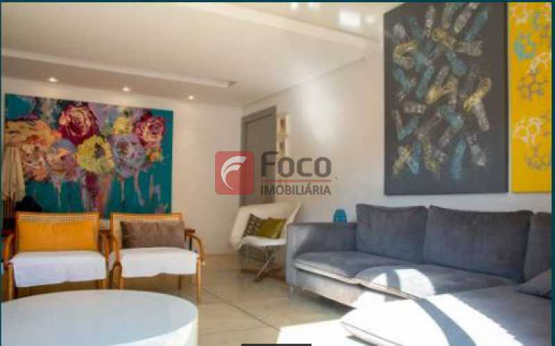 Sala 1 - Cobertura à venda Rua Senador Euzebio,Flamengo, Rio de Janeiro - R$ 2.690.000 - JBCO30192 - 3