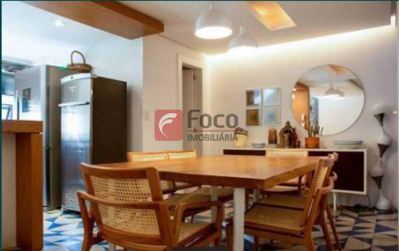 Sala de Jantar 1.1 - Cobertura à venda Rua Senador Euzebio,Flamengo, Rio de Janeiro - R$ 2.690.000 - JBCO30192 - 4