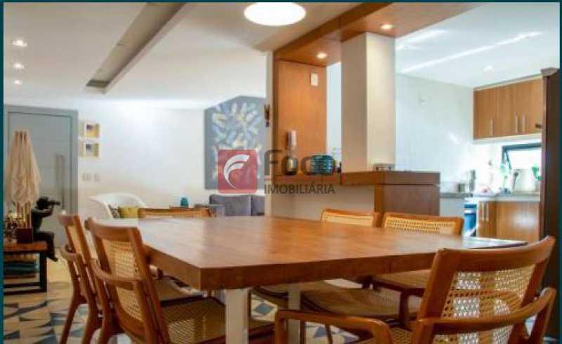 Sala de Jantar 1.2 - Cobertura à venda Rua Senador Euzebio,Flamengo, Rio de Janeiro - R$ 2.690.000 - JBCO30192 - 9